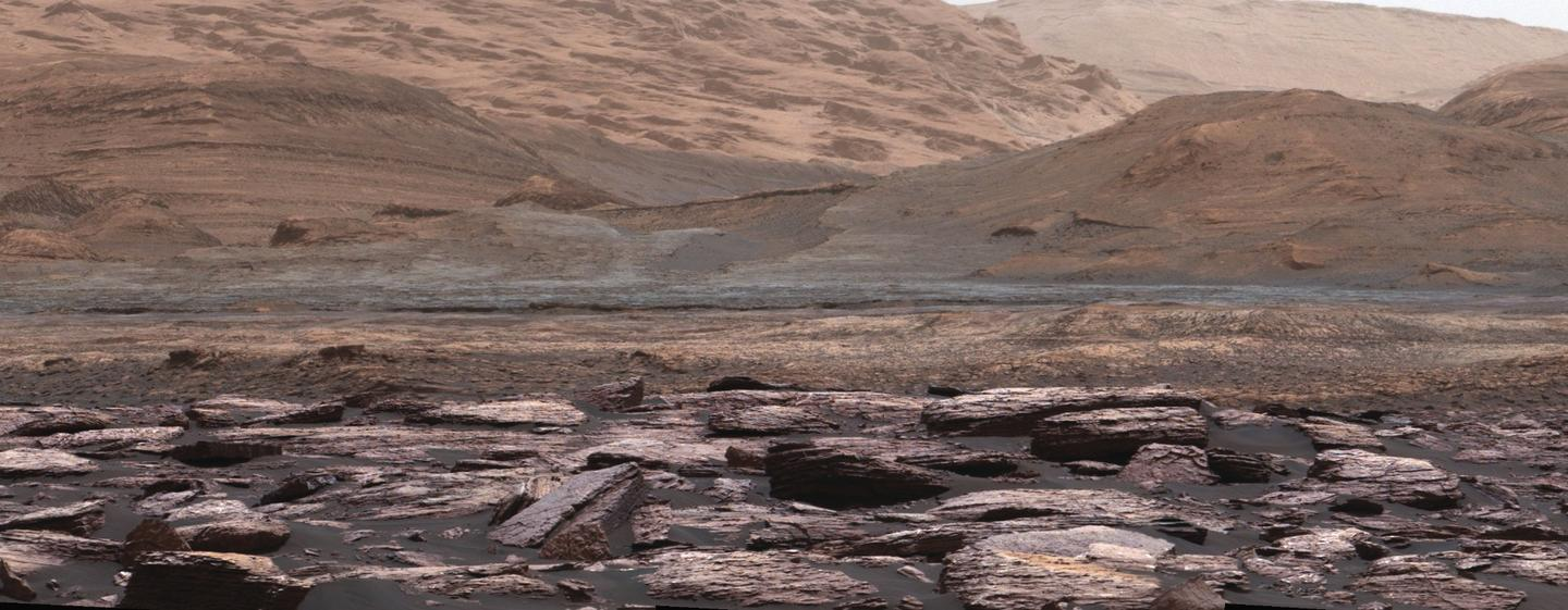 "Researchers have found ""halos"" in Mars bedrock, indicating that potentially life-supporting groundwater persisted long after the lake in Gale Crater dried up"