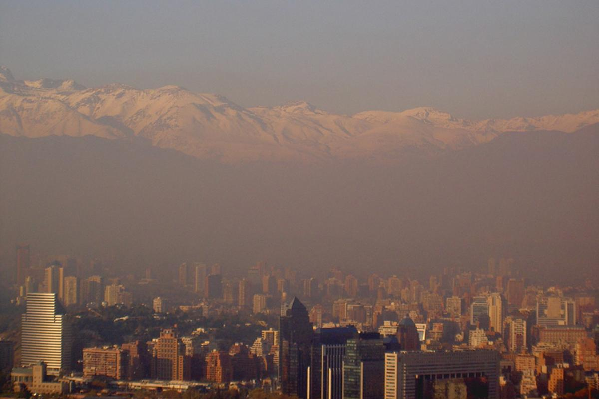 A new Android app analyzes air pollution in its user's vicinity (Photo: Wurstsalat)