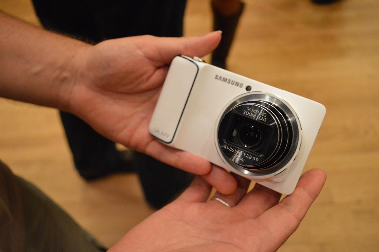 Samsung's Galaxy Camera