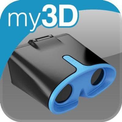 MY3D PRESENTS... app