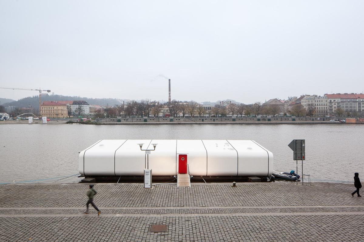Port X, by Czech architecture firm Atelier SAD (Photo: Port X)