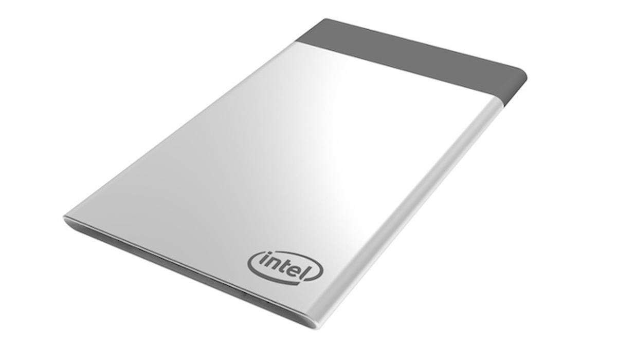 Intel has unveiled the Compute Card, a small,self-contained computing platform designed to run Internet of Things devices