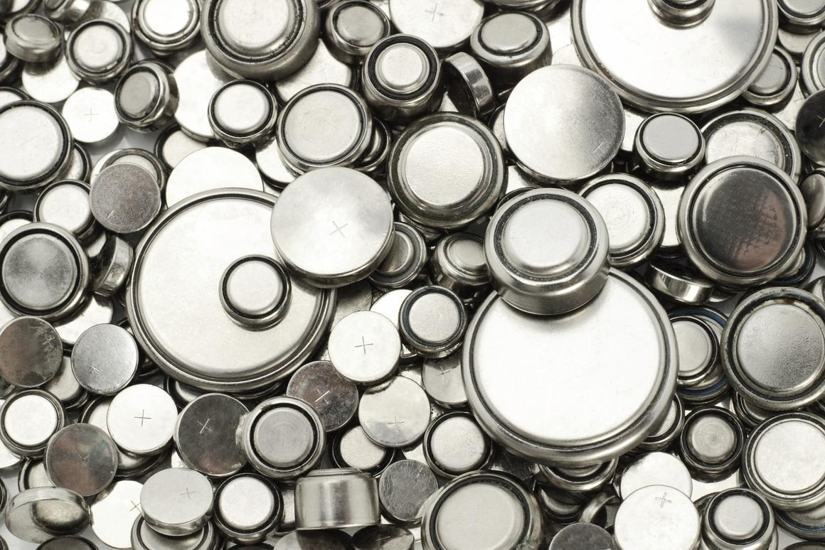 Lithium-ion batteries like these may soon incorporate recycled silicon sawdust
