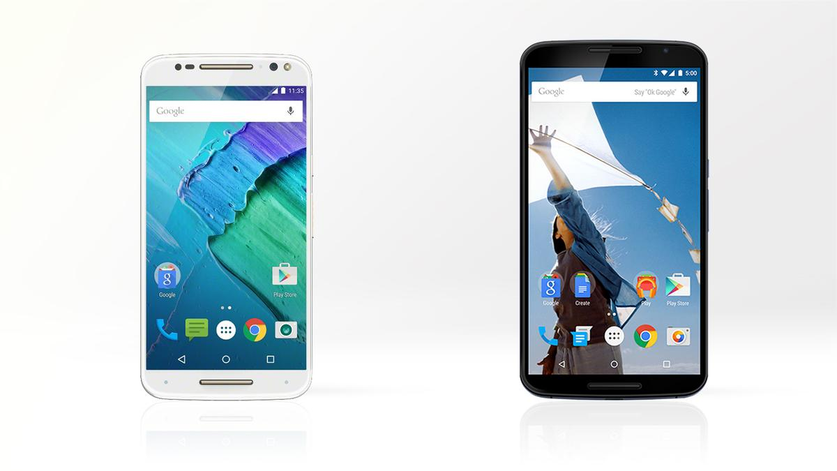 Which Motorola phablet is the better buy?