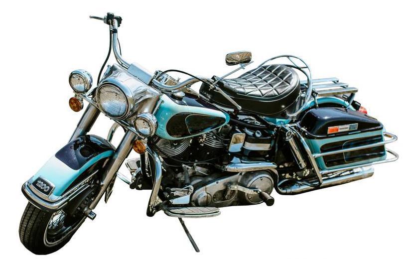 Elvis Presley's Harley-Davidson Electra Glide could break