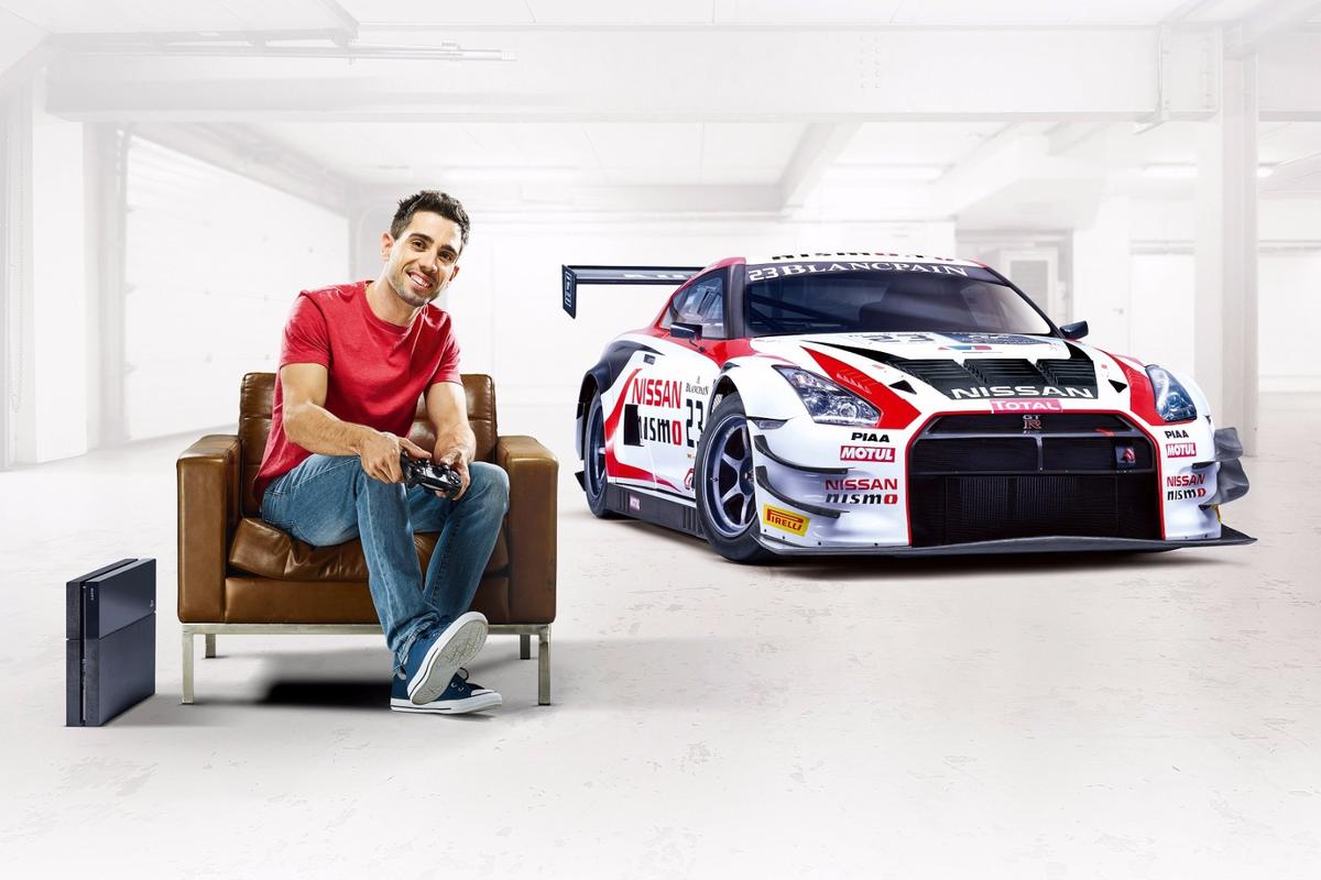 2015 GT Academy international champion Matthew Simmons is currently racing in the 2016 Blancpain Endurance Series