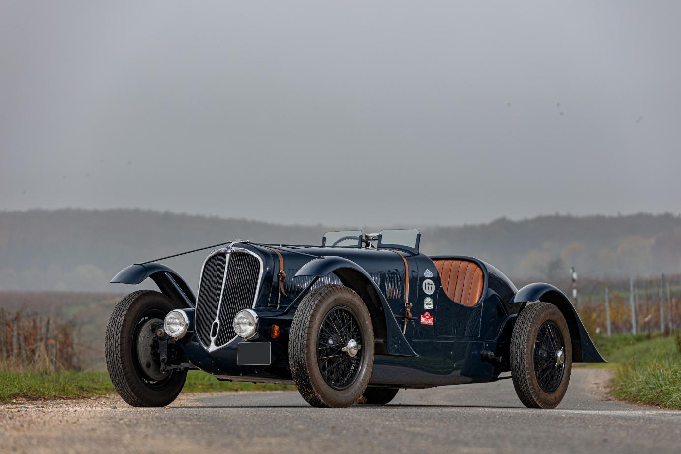 1936 Delahaye 135 Spécial roadster