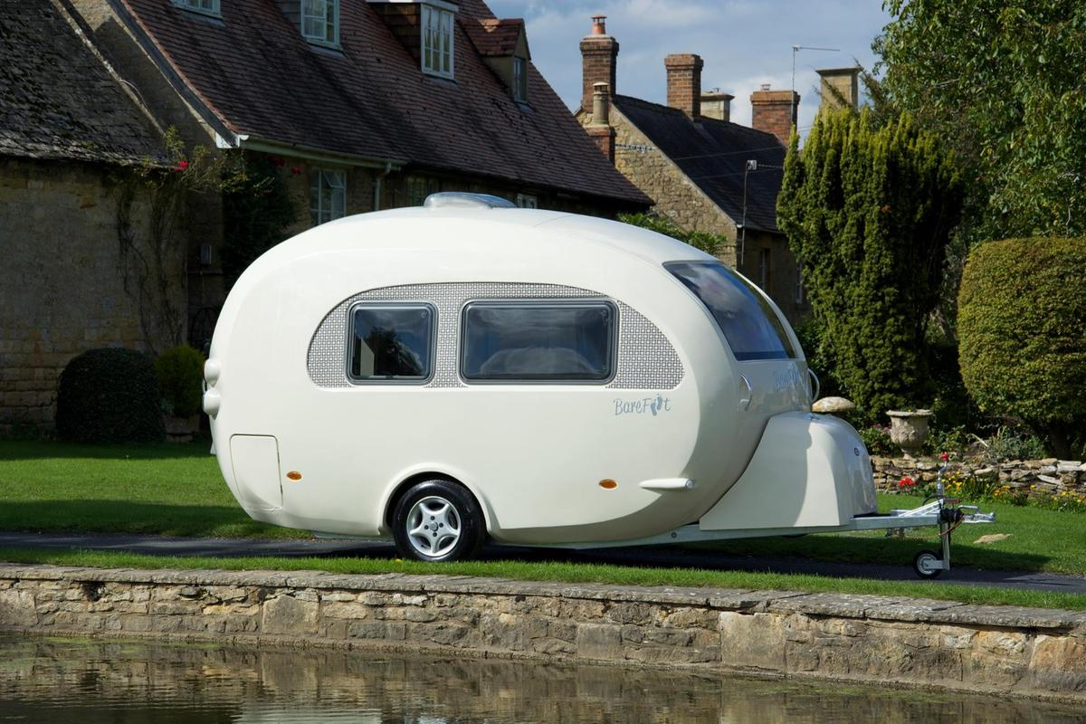 Retro gets modern in the Barefoot Caravan