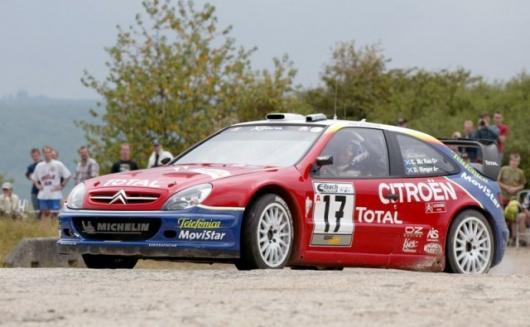 Colin McRae tribute: Citroën Xsara WRC
