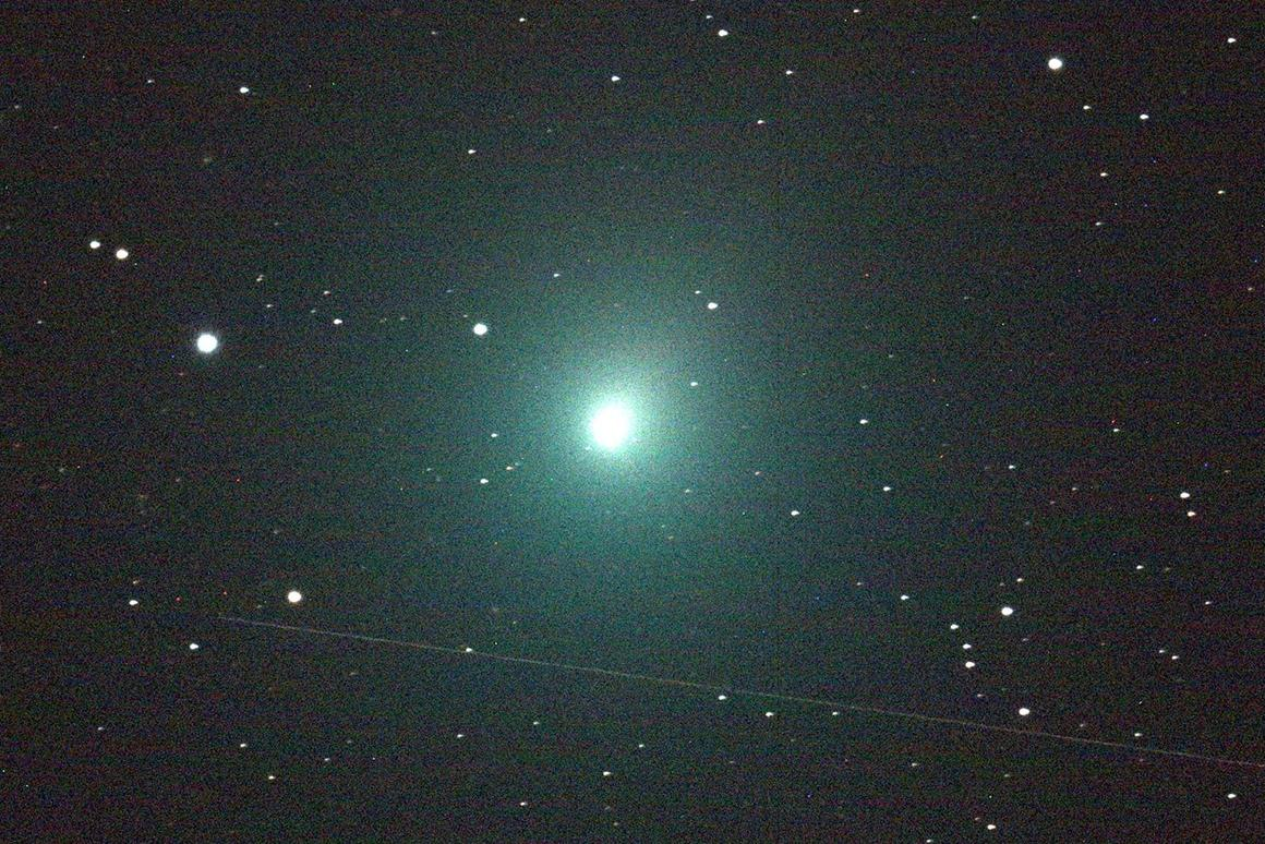 """Comet Wirtanen, which buzzed Earth in December 2018, has been found to harbor """"ocean-like""""water"""