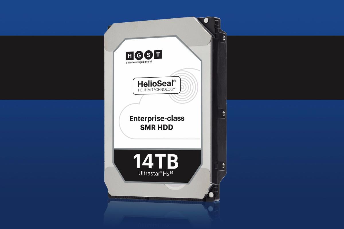 HGST is currently sampling the Ultrastar Hs14 enterprisedrives to select system manufacturers
