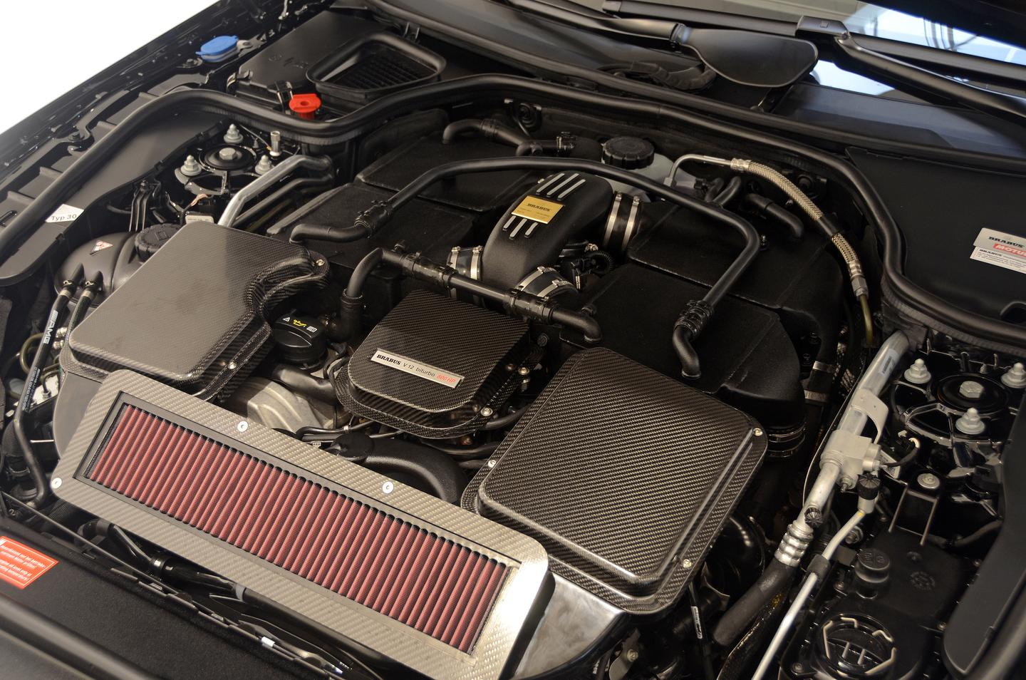 Brabus reworks Benz SL 65 AMG to the tune of 800 bhp