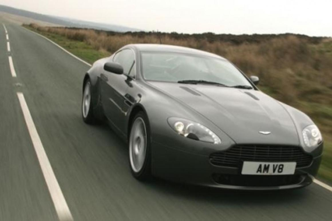 Amazing Sportshift The Automated Manual Transmission From Aston Martin Download Free Architecture Designs Scobabritishbridgeorg