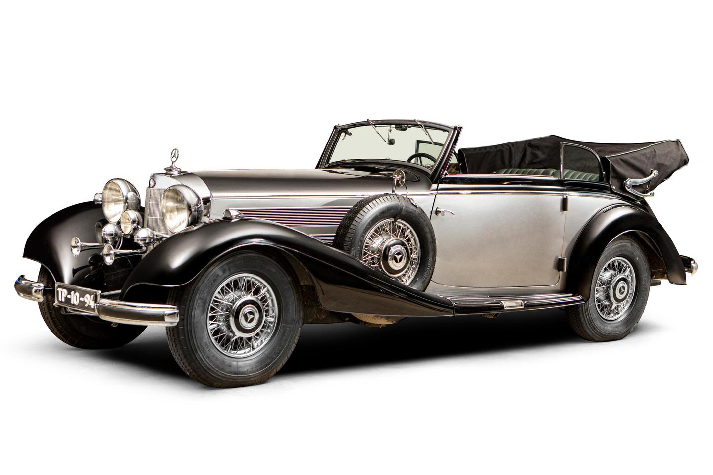 1937 Mercedes-Benz 540 K Cabriolet B
