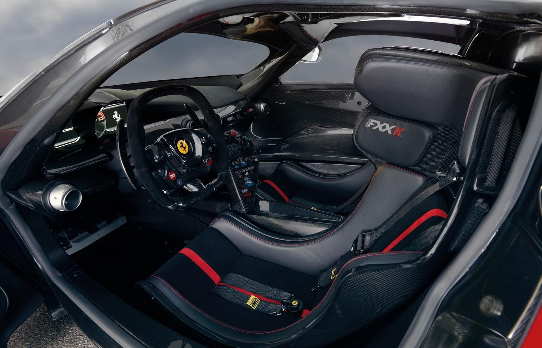 Inside the Ferrari FXX K
