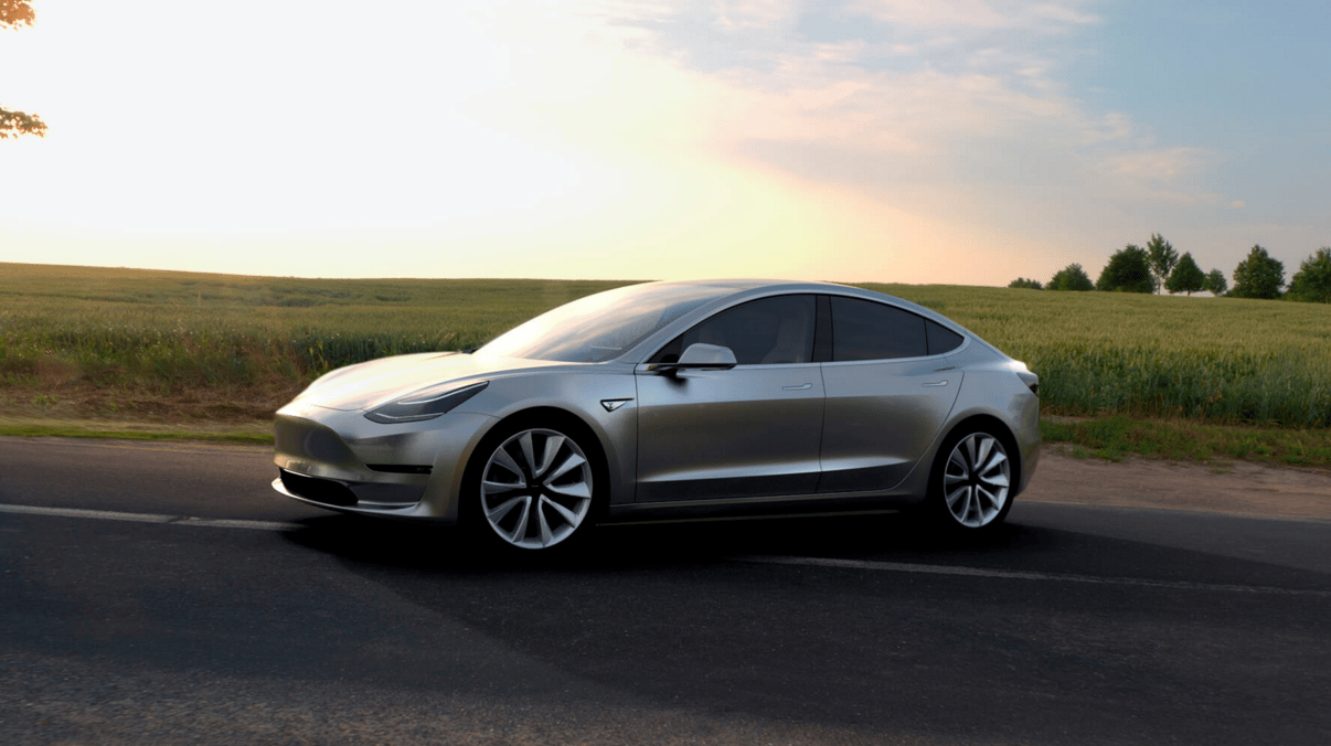 180,000 people pledged their driving futures to Tesla's electric motors within 24 hours of the launch event