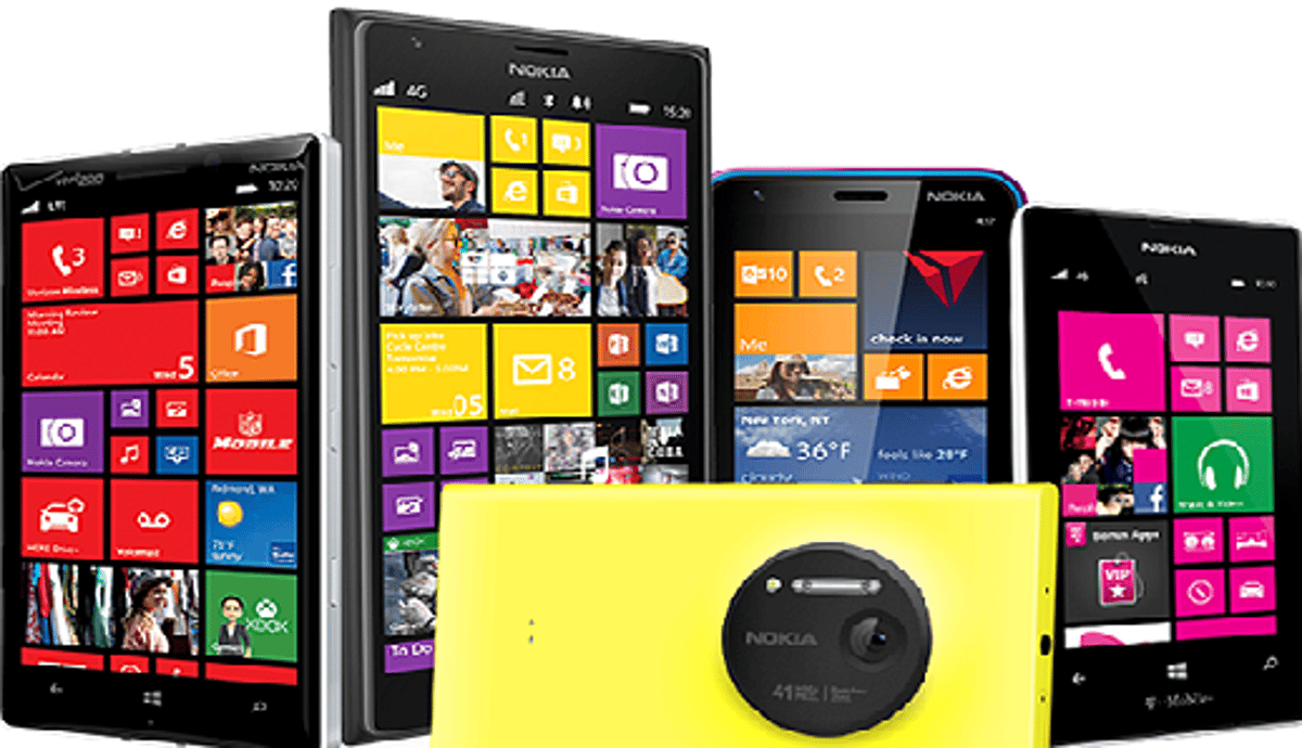 Here's a look at some of the new features in Windows Phone 8.1