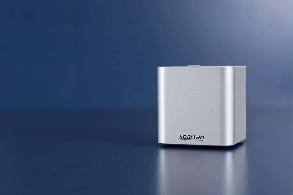 Measuring 4 inches per side (101 mm), the Spartan Cube is claimed to be the world's smallest DNAanalyzer