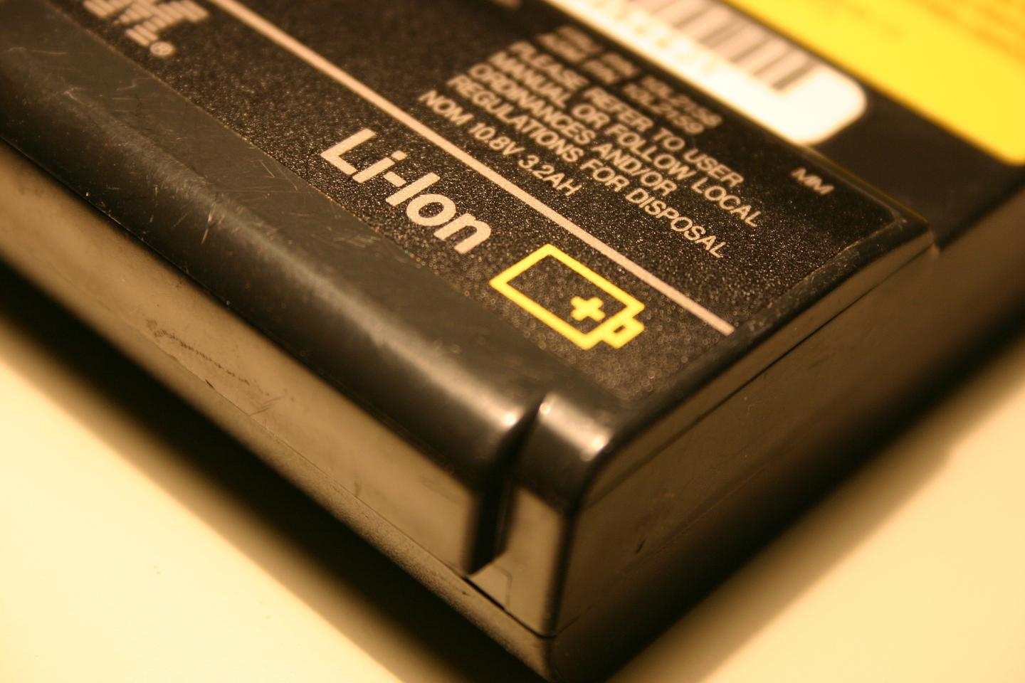 Batteries from old laptops could find new life ... in UrJars (Photo: Shutterstock)