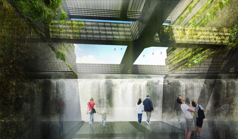 Construction work on the Willamette Falls Riverwalk Project will begin soon