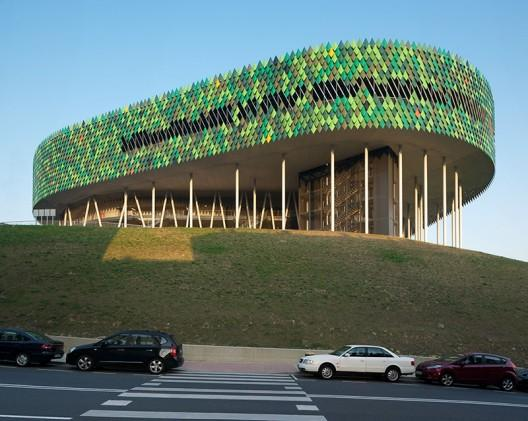 Sports Architecture category winner: Bilbao Arena, Bilbao, Spain (Photo: Iñigo Bujedo Aguirre)