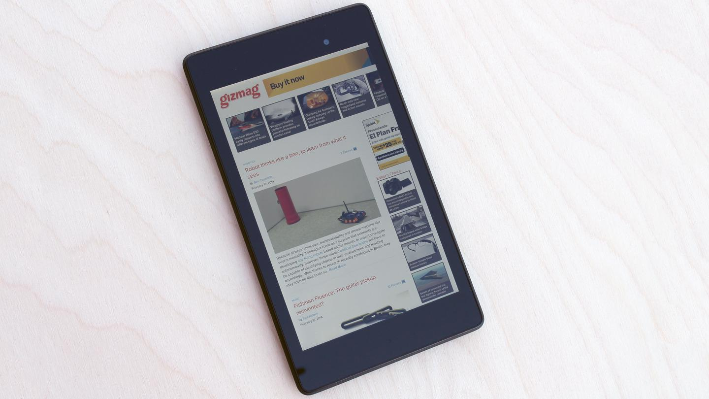 More than six months after it launched, Gizmag revisits and re-reviews the 2013 Nexus 7