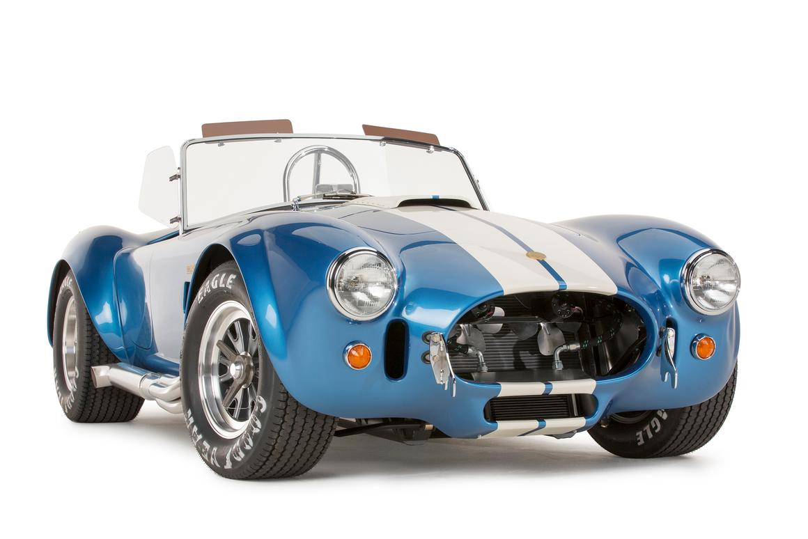 Shelby to produce Limited Edition 50th Anniversary 427 Cobra