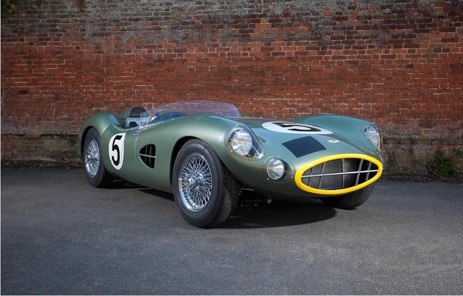 1 1 Mega Model Of Aston Martin Dbr1 Up For Auction