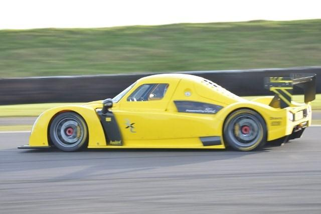 The Radical RXC is a true race car for the road