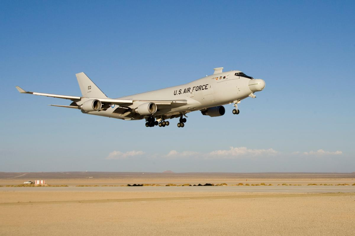 The Airborne laser has succeeded in its first lethal intercept experiment
