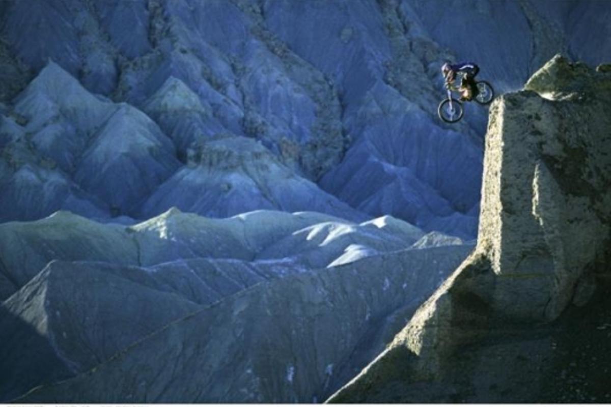 Suunto Core - Extreme Mountain biking