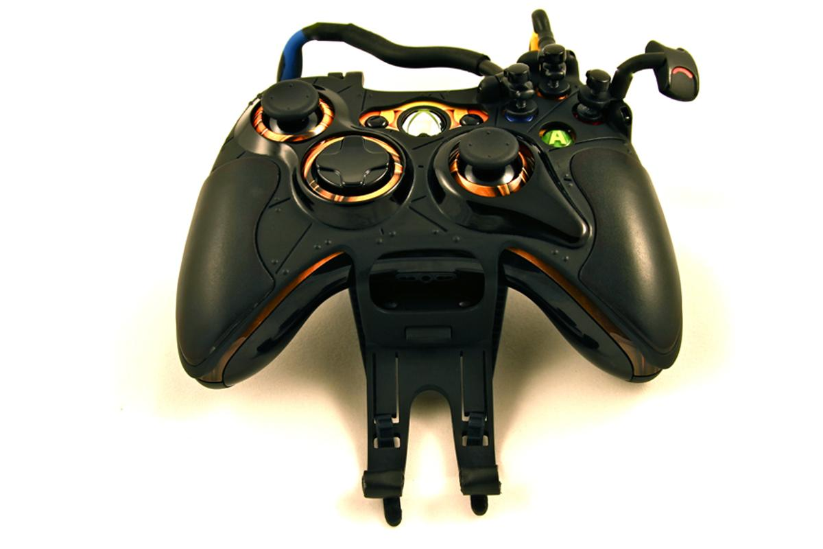 The N-Control Avenger is designed to give gamers an advantage over their opponents