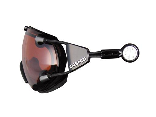 Casco FX-70L goggles with Magne-Link