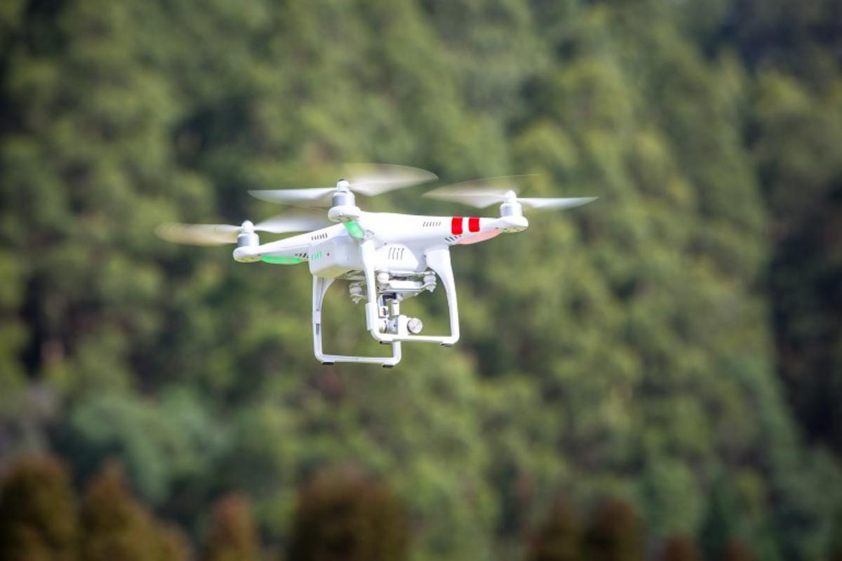 More than 1,000 US companies have now been cleared to take their drones to the skies