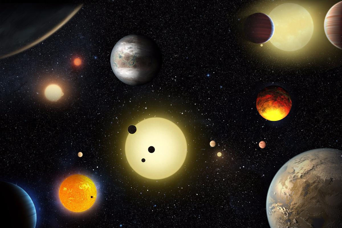 Kepler has now discovered 2,325 exoplanets since it began operations in March 2009