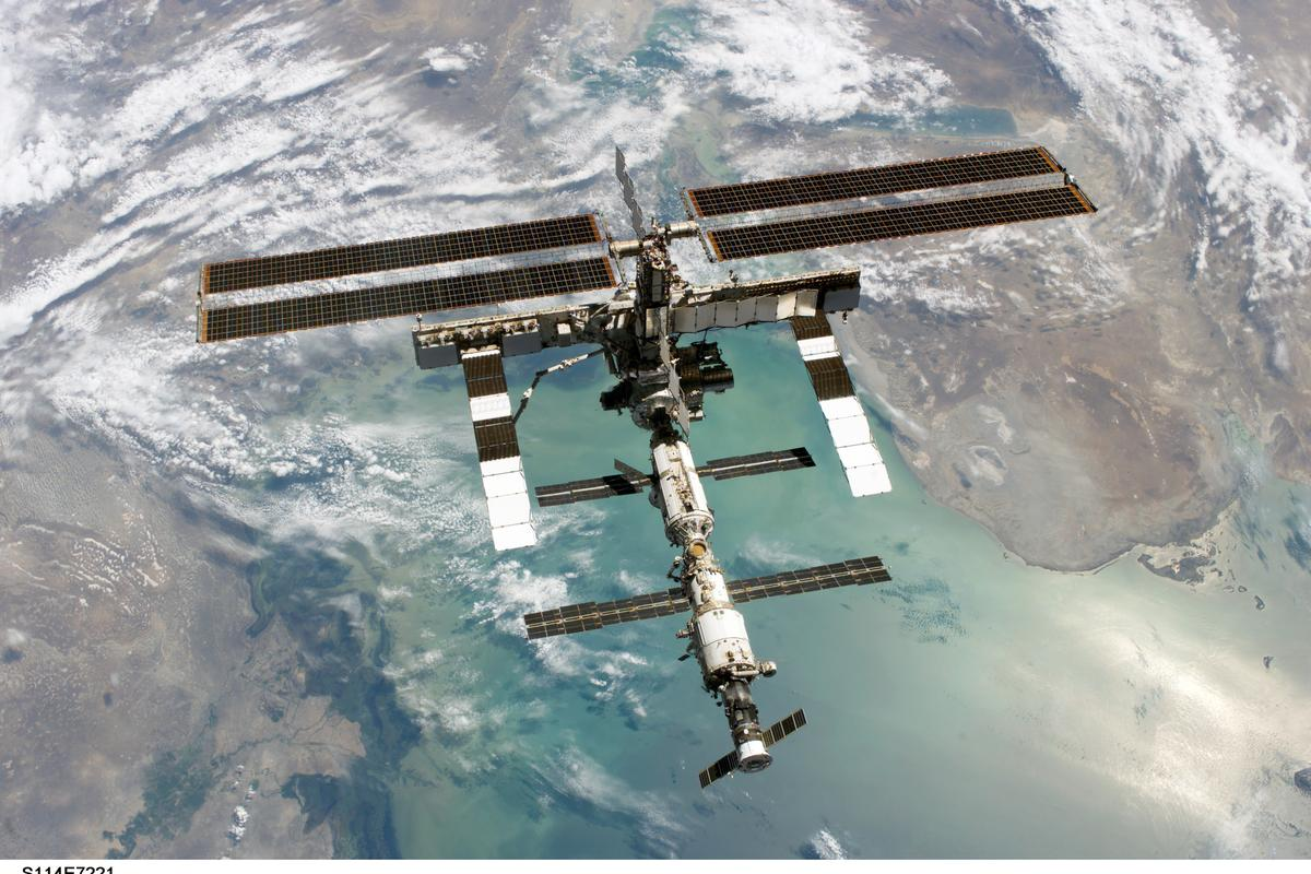 Lessons learned aboard the International Space Station have contributed to the development of the Water Walls system (Photo: NASA)