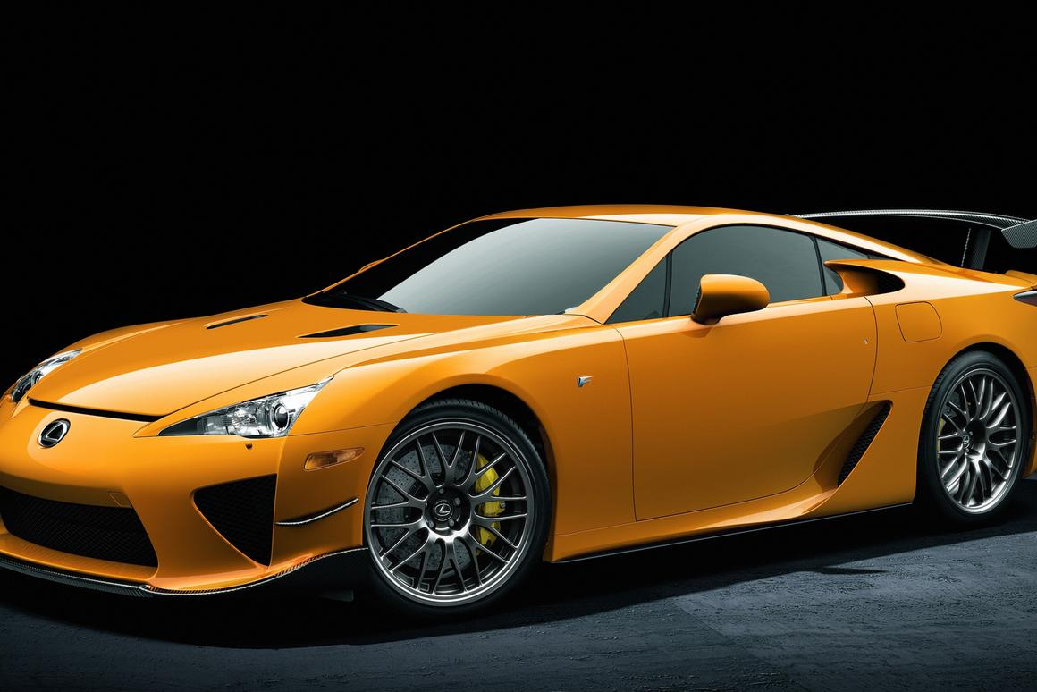 The decade long development campaign could not possibly be amortized effectively across just 500 cars - the LFA Nurburgring is a bargain, even at this price