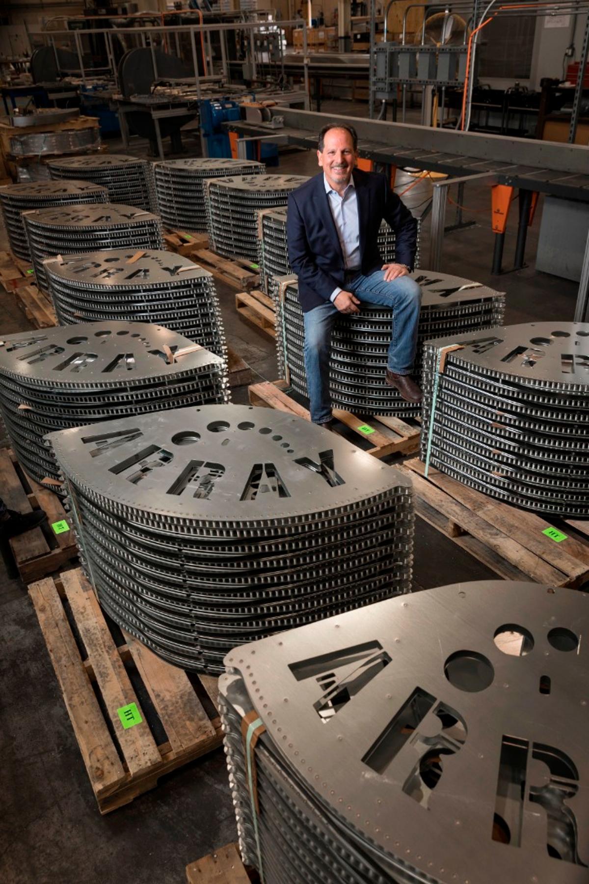 Ron Corio, CEOof Array Technologies