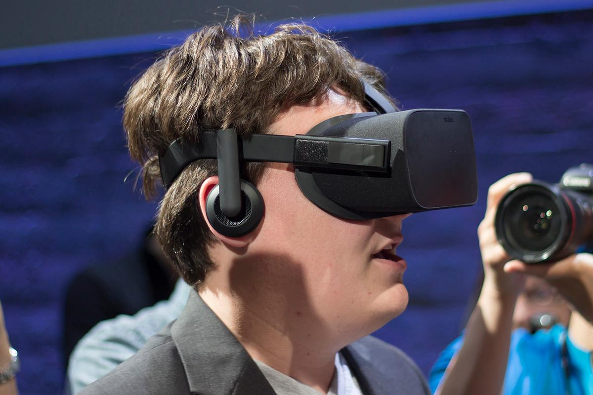 You can order your own Oculus Rift from Wednesday, January 6