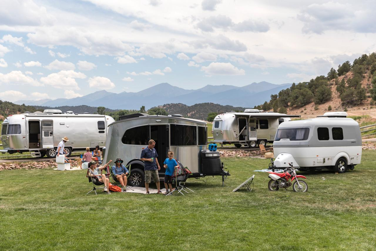 Airstream's rugged Basecamp X trailer is built to venture
