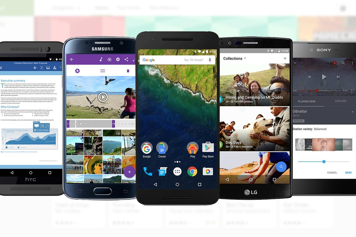 The 25 best Android apps and games of 2015