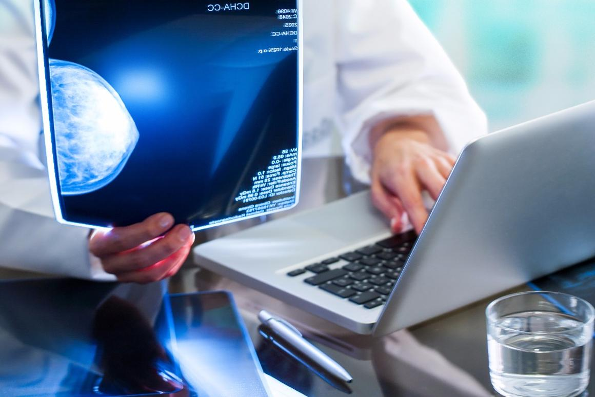 A new machine learning model can identify breast lesions that will go on to become cancerous with an accuracy rate of 97 percent