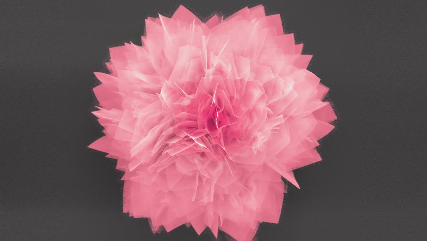 """The GeS """"nanoflowers"""" have petals only 20-30 nanometers thick, and provide a large surface area in a small amount of space"""