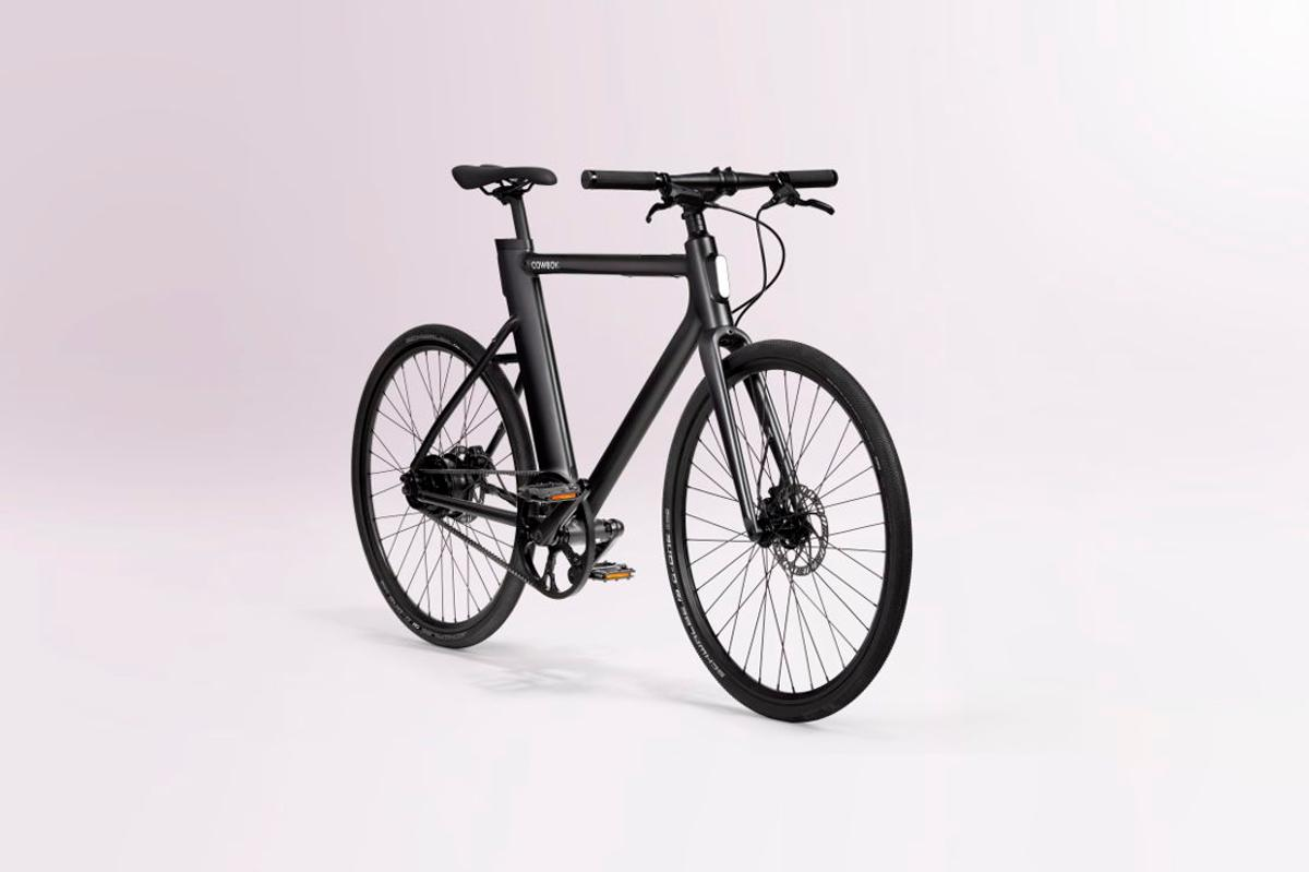 The Cowboy e-bike is currently available in Belgium only