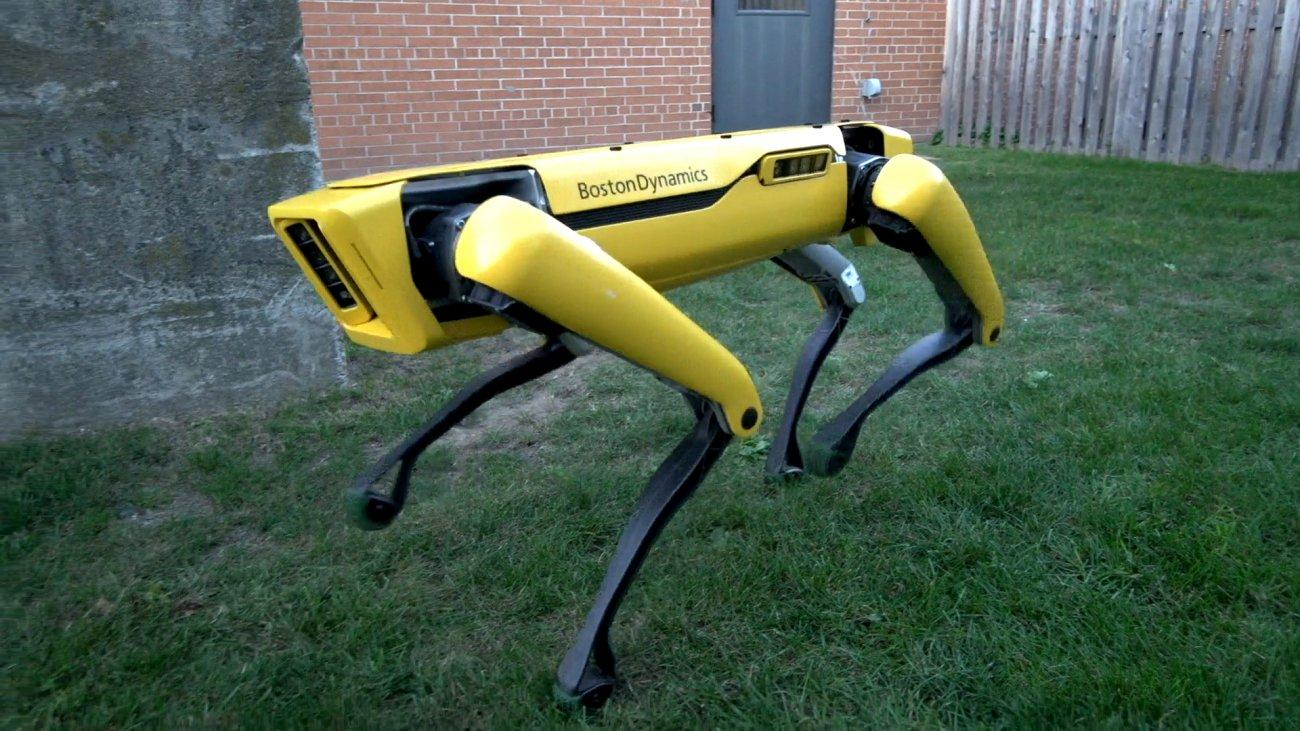 Boston Dynamics, a subsidiary of Japanese firm SoftBank, first unleashed its quadruped SpotMini robot in 2016