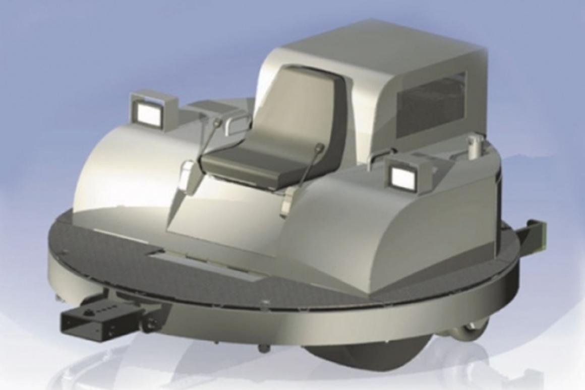 Hammonds Omni-Directional Vehicle (ODV)