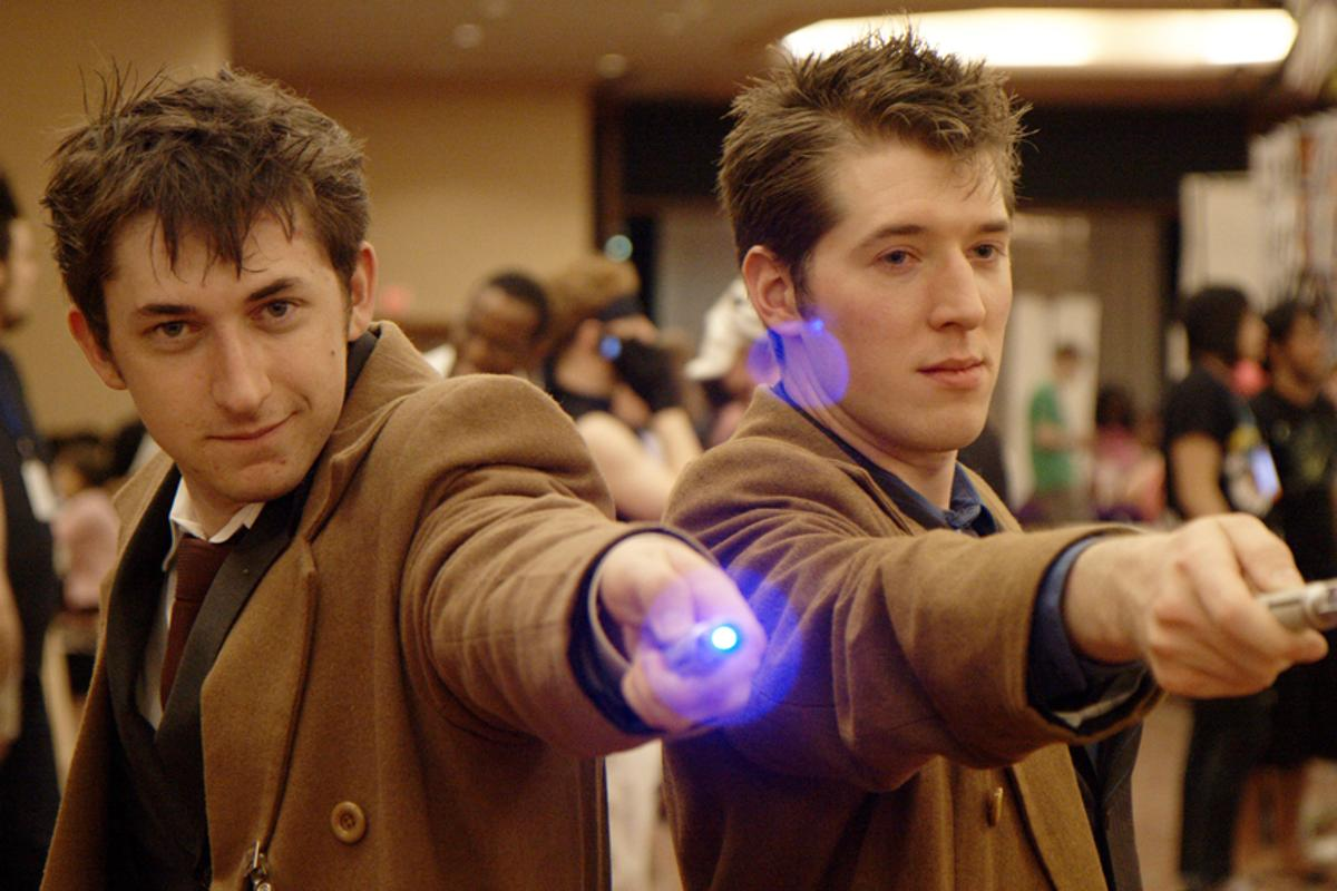 Sonic screwdrivers may soon be more than props at Doctor Who conventions (Image: R. Steven Rainwater via wikipedia)