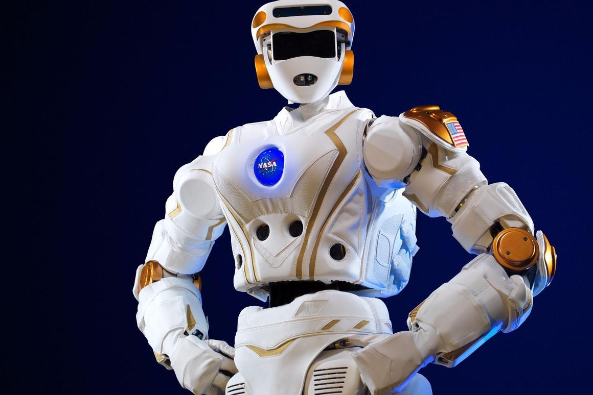 Image of Robonaut 5