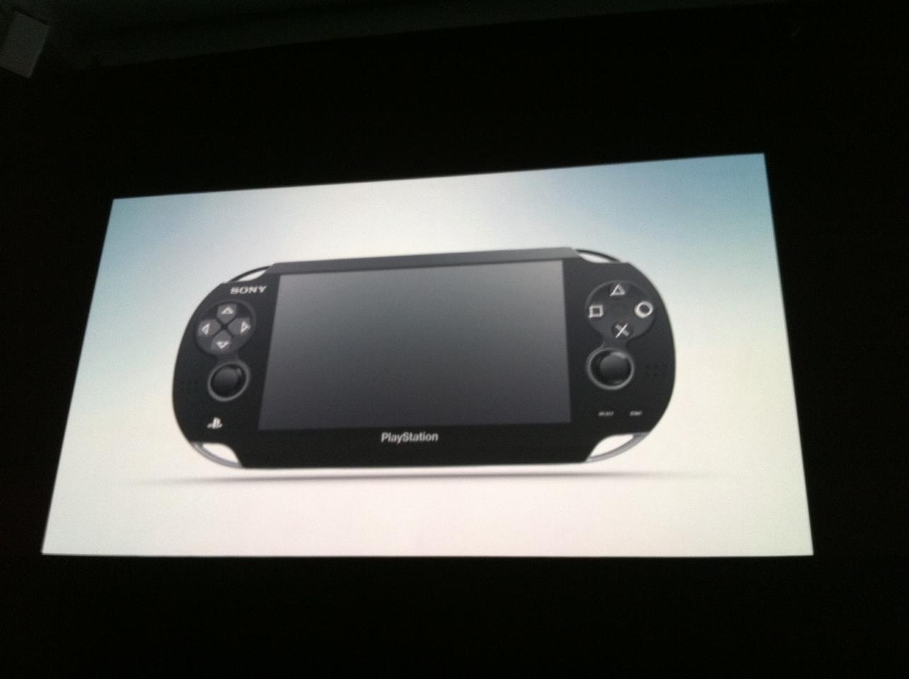 Sony PSP2 (Image via Kotaku)