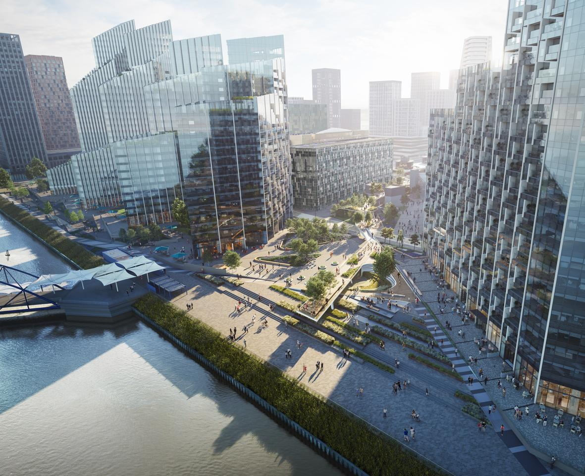 New York City's High Linehas proven so popular that the idea has since been replicated around the world and nowLondon is dueto receive a newtake on the idea